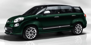 Fiat 500L Living 0.9 TwinAir Turbo 105 cv Pop Star