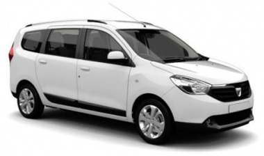 Dacia Lodgy 5 PL 1.5 DCI 110 Silver Line