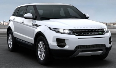 Land Rover Evoque 2.2 SD4 190 4x4 Pure
