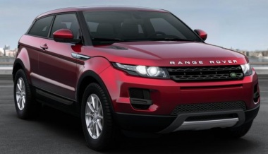 Land Rover Evoque Coupé 2.0 Si4 240 BVA 4x4 Pure